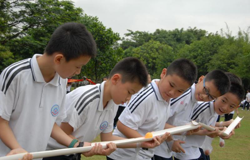 学生拓展活动