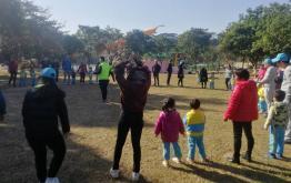 麻涌中心幼儿园亲子实践活动