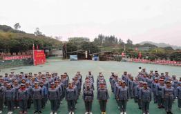 洪梅幼儿园教师拓展活动