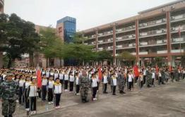 迎新筑梦,青春飞扬丨企石镇中心小学综合素质教育训练