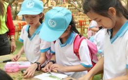红色引领,劳动至美丨东坑镇中心小学2021年春季研学实践课程